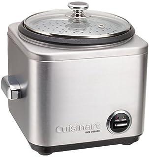 Cuisinart CRC 炊飯器 8-Cup シルバー CRC800E