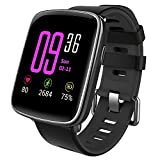 <span class='highlight'><span class='highlight'>YAMAY</span></span> Smart Watches,Waterproof IP68 Smartwatch Fitness Watch Running Watch with Heart Rate Monitor Pedometer Stopwatch Sleep Monitor Watch for Men Women Smart Notifications for iOS Android Phone