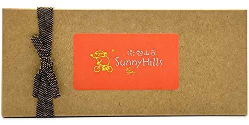 SUNNY HILLS Pineapple Cake 10pcs/500g - Best Taiwanese Gift - SUNNY HILLS - Fresh Stock-Taiwan food - Pineapple Cake