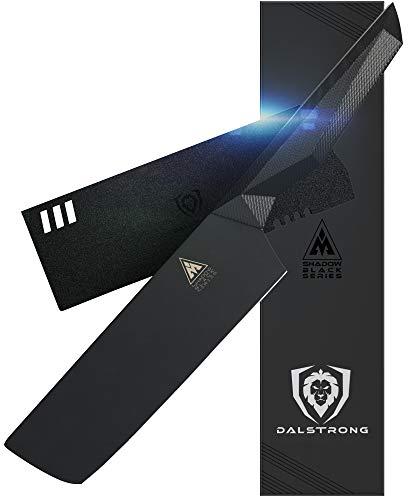 Dalstrong Kochmesser - Shadow Black Series - NSF Zertifiziert (7-Zoll-Nakiri-Messer)