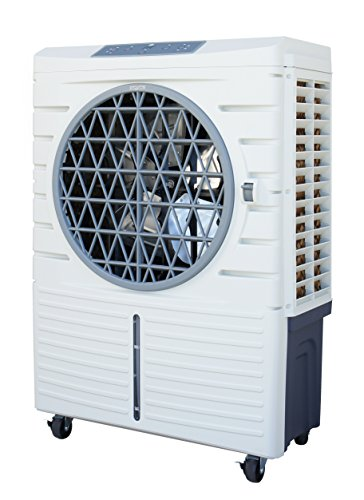 SPT SF-48LB Heavy Duty Evaporative Air Cooler with 3D Cooling Pad