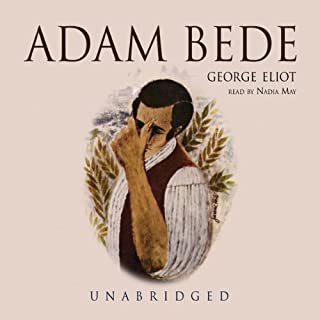 Adam Bede audiobook cover art