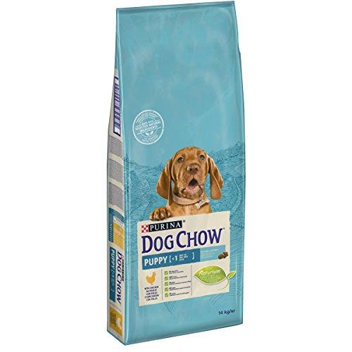 DOG CHOW Chien Puppy Croquettes au Poulet pour Chiot 14 kg