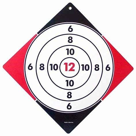 Armbrust Ersatz Zielscheibe A100903