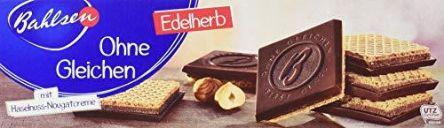 Bahlsen OHNE GLEICHEN Edelherb - leckeres Waffelgebäck - Keks passt perfekt zum Kaffee/Tee, 12er Pack (12 x 125 g)