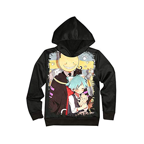 The Seven Deadly Sins Pullover Joker Personality Tops Trend Explosions Sweater Classic Hot Pullover