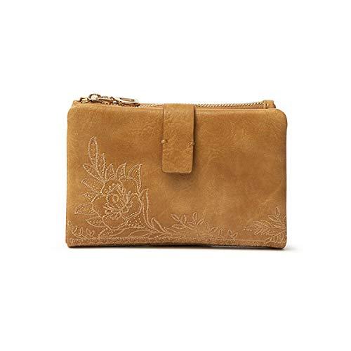 Desigual Small Wallets, Travel Accessory-Cintura Money Donna, Marrone, U