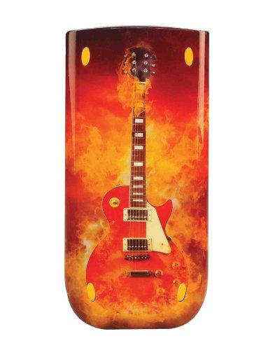 Guerrilla Hard Slide Case-Cover for TI-84 Plus, TI 84-Plus C Silver Edition, TI-89 Titanium Graphing Calculator, Guitar Photo #2