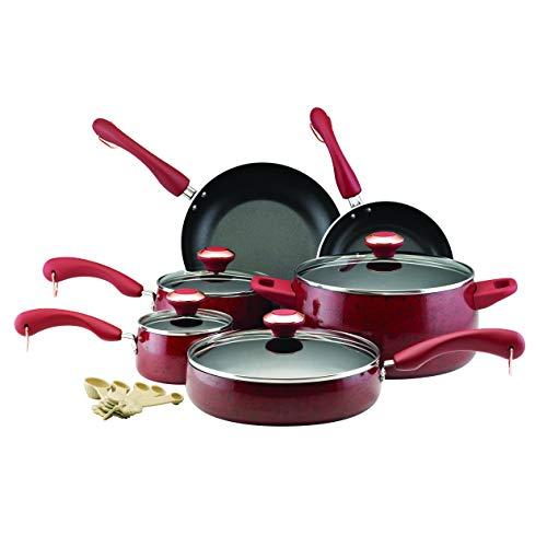 Paula Deen 12512 Signature Nonstick Cookware Pots and Pans...