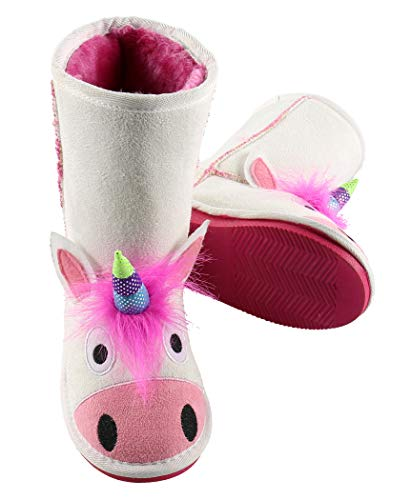 Child Slipper Cowboy Boots