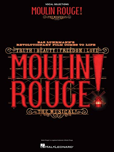 Moulin Rouge! the Musical: Vocal Selections