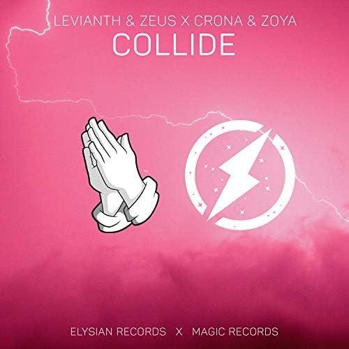 Zeus X Crona, Levianth & Zoya