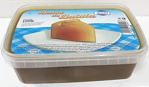 Mardel- Dulce de Batata - Dulce de Boniato- Ideal para Reposteria o Postres - Tamaño Industrial - Tarro de 7 Kilogramos