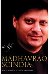 Madhavrao Scindia a Life Hardcover