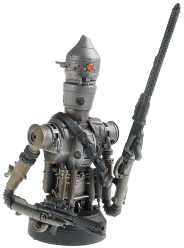Star Wars Gentle Giant Collectible Mini-Bust IG-88 image