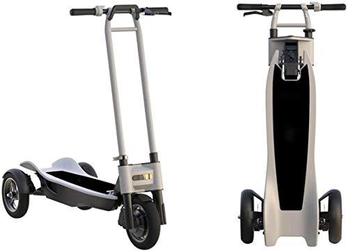 Bici electrica, Bicicleta eléctrica de 500 vatios, bicicleta eléctrica de neumático de grasa de 48V 10Ah, 10 'Bicicleta eléctrica de montaña plegable, motor potente, bicicleta eléctrica de la ciudad