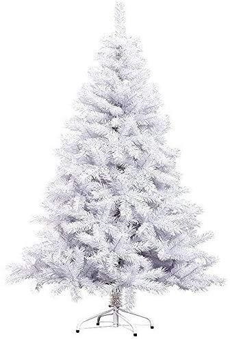 Albero Natale Bianco Abete della STEPPA Artificiale 180 CM Pino FOLTO 564 Punte