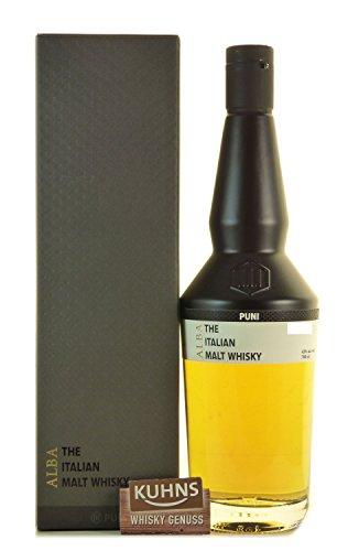 Puni Puni Alba The Italian Whisky di Malto Singolo - 700 ml