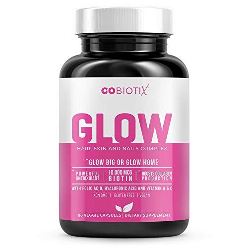 GLOW by GoBiotix | Hair, Skin and N…