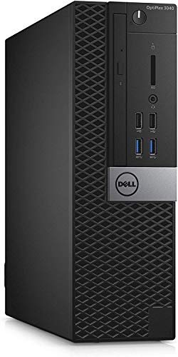 Dell Optiplex 3040 SFF i3 6100 8GB RAM 128GB SSD HDMI HD Graphics Win 10 Pro (Renewed)