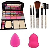 Best Makeup Kits - Angelie 6155 Make up Kit, 5 Pieces Makeup Review