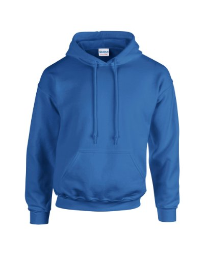 Gildan Adult Hooded Sweatshirt Royal 5xl