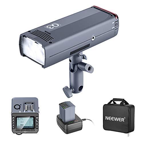 Neewer 200Ws 2.4G TTL Flash Strobe 1/8000 HSS Cordless Monolight