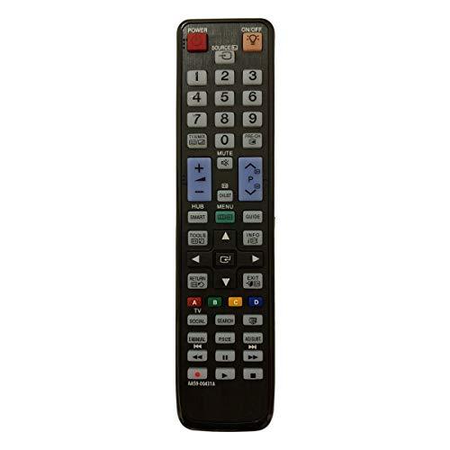 Ersatz TV Fernbedienung für Samsung UE55J6250 Fernseher
