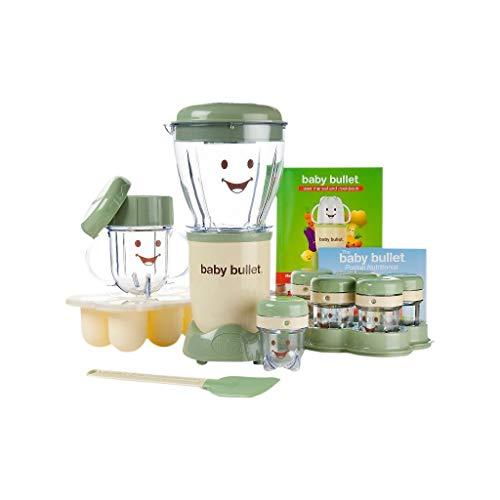 Baby Bullet mixer & roer voor fruitsnacks, babysnacks en babymaaltijden