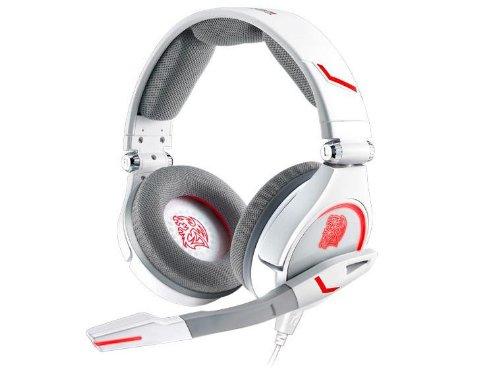 Tt Esports HT-CRO008ECWH Cronos Gaming-Headset, Weiß