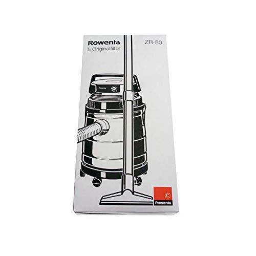 Sacs microfibre (x4) Vorace/Pro/Wet & Dry Pro Aspirateur Rowenta/Tefal (ZR8001)