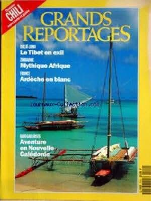 GRANDS REPORTAGES [No 119] du 01/12/1991