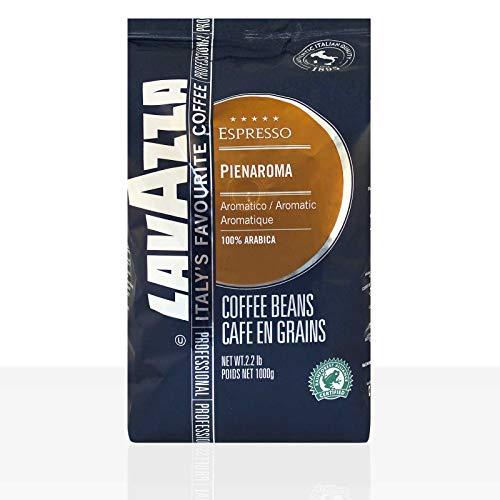 Lavazza Pienaroma Espresso Beans 100% Arabica 6x1kg by Lavazza