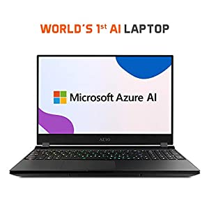 "Gigabyte AERO 15 OLED XA-7US5130SP 15"" Thin Bezel Samsung UHD Amoled, i7-9750H, NVIDIA GeForce RTX 2070, Samsung 16GB RAM, 512GB Intel 760P SSD, W10 Pro, RGB KB, 94W Ultra Slim Laptop"