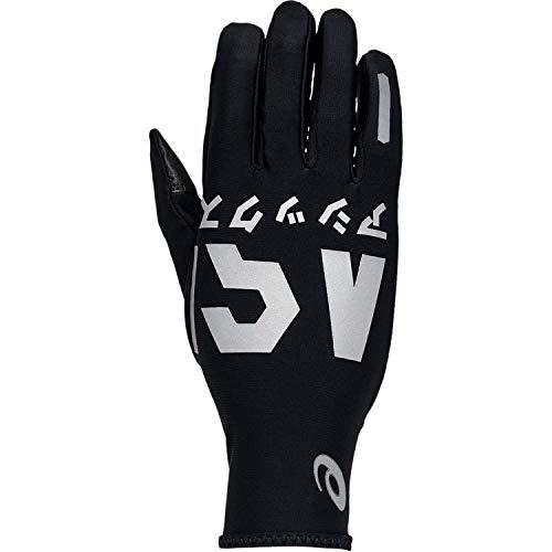 ASICS Katakana Handschuhe schwarz/Silber, M