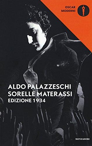 Le sorelle Materassi. Edizione 1934