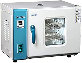 110V Blast Drying Oven Laboratory Silent Constant Temperature Oven Intelligent Digital Display Drying Electromechanical Oven