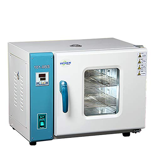 110V Blast Drying Oven Laboratory Silent Constant Temperature Oven Intelligent Digital Display Drying Electromechanical Oven (202-00T)