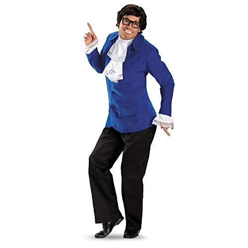 Austin Powers Costume: Men's Size 42-46