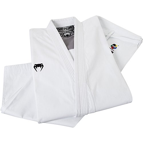 Venum Erwachsene Karateanzug Elite Kata, Weiß, 180 cm
