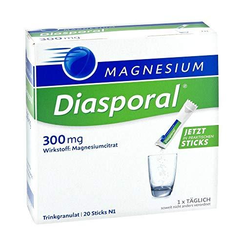 Magnesium-Diasporal 300 mg, 20 St. Granulat