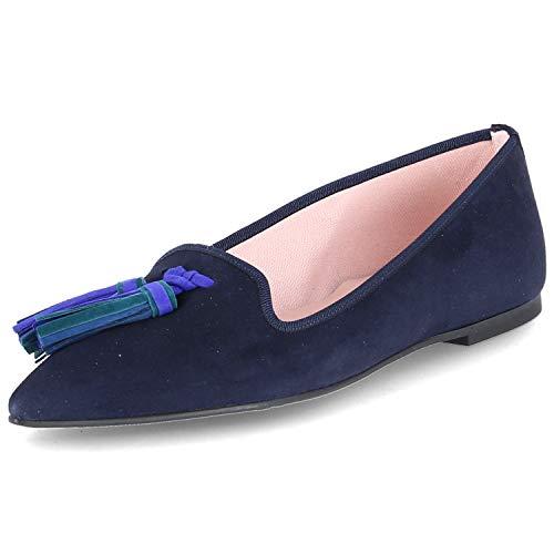 Pretty Ballerinas Ballerinas Ella Größe 37.5 EU Blau (Blau)