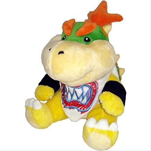 Koopa Bowser Dragon Plush Doll 15cm Brothers Bowser Jr Peluche suave s
