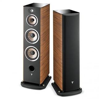Focal Aria 948 Uso consigliato: altoparlante. Tipo di auricolari: 3 vie. Canali di uscita audio: 1.0 canali. Numero di lettori: 4. Tecnologia di connessione: cablata. Gamma di frequenza: 37 - 28000 Hz. Impedenza: 8 Ohm. Sensibilità: 92,5 dB. Colore d...
