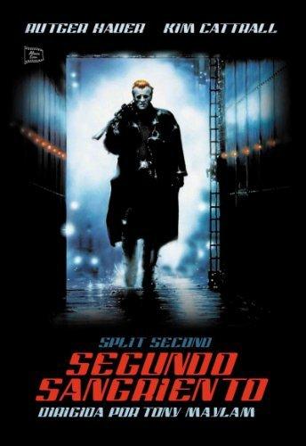 Split Second - Segundo Sangriento - Tony Maylam by Kim Cattrall, Rutger Hauer