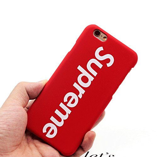 OB4ME New Supreme iPhone 6 6s Case- Red