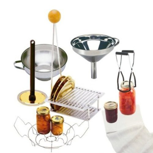 Norpro 7-Piece Home Canning Set