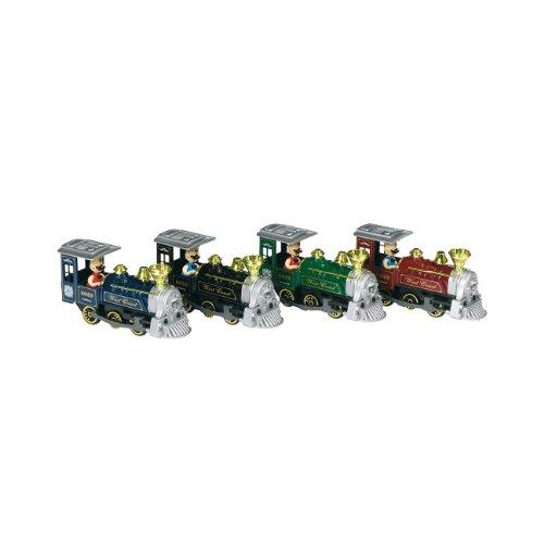 Toys Pure - Véhicule Métal - Locomotive Classique
