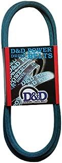 D&D PowerDrive 37X62 Briggs & Stratton Kevlar Replacement Belt, 4LK, 1 -Band, 86