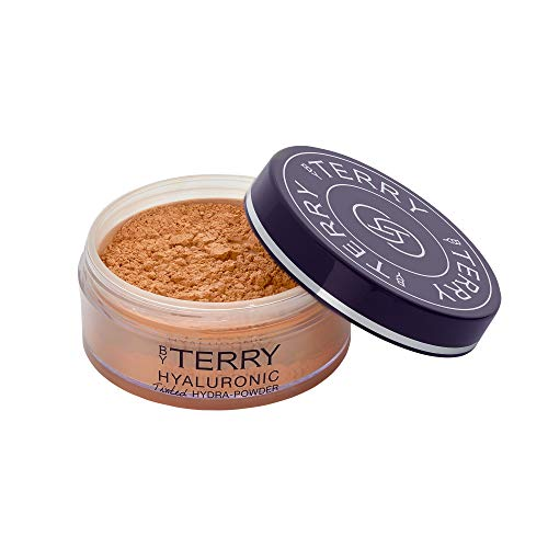 By Terry Hyaluronic Tinted Hydra-Powder   Hyaluronic Acid-Infused Loose Setting Powder   400 Medium   10g (0.35 Oz)